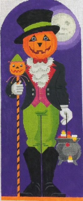 Really Big Pumpkin Man!