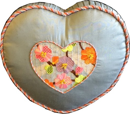 Heart Shaped Floral