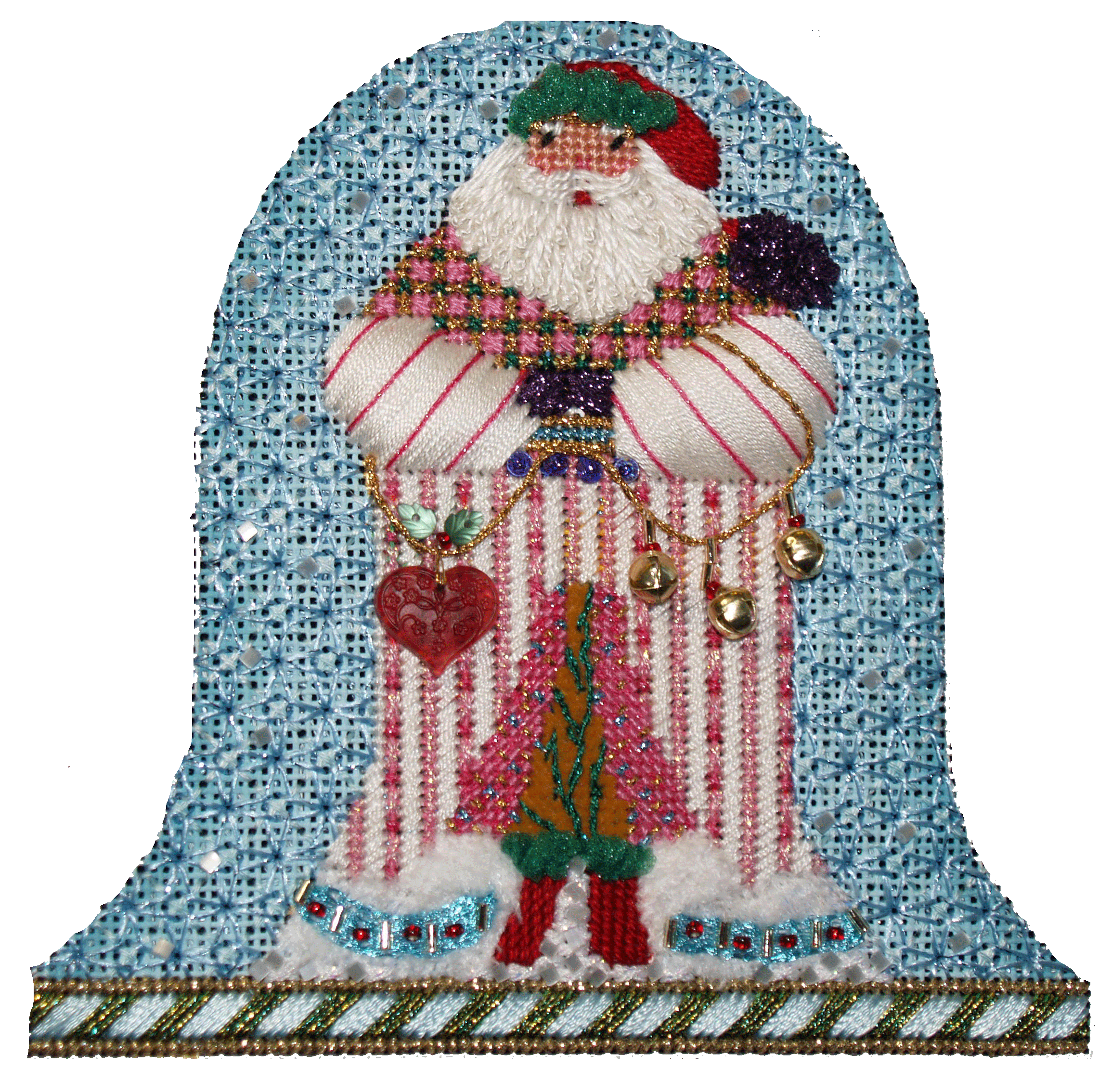 Santa Bell, Peppermint
