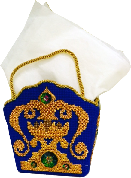 Just Because Tiny Royal Gift Bag