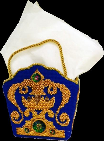 Just Because Tiny Royal Gift Bag