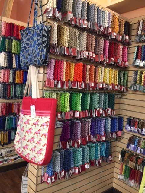 Threads, Beads and Embellishments (By Manufacturer A-J)