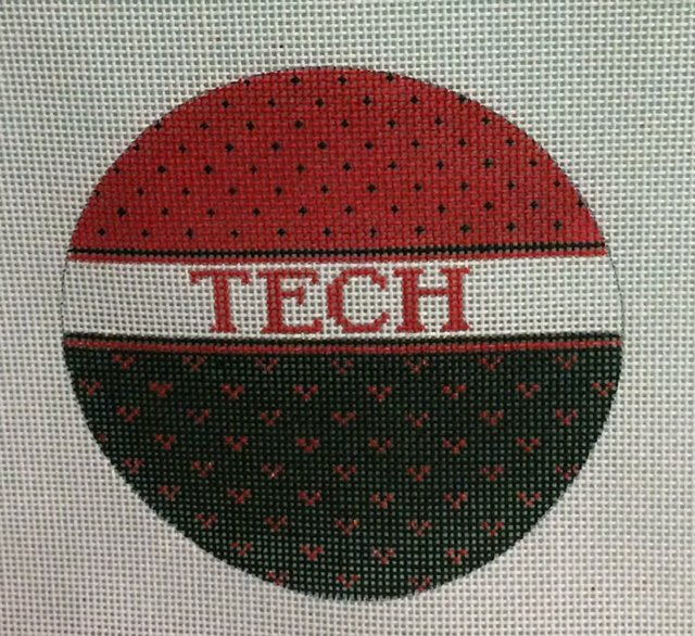 College Ornament, Tech