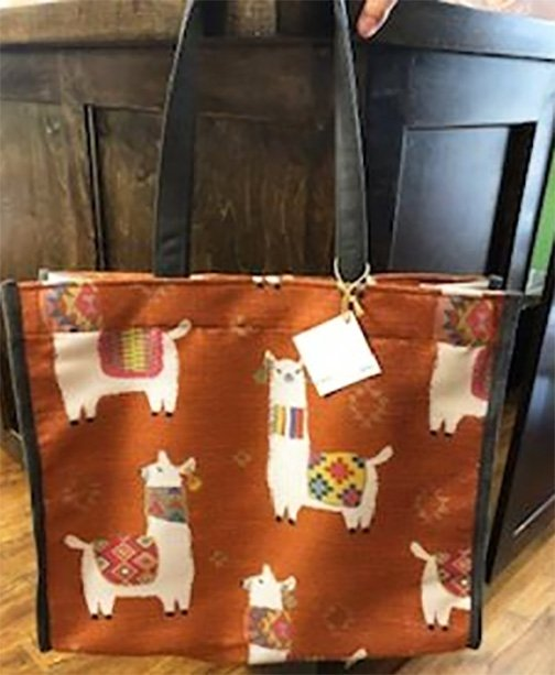 Tote, Llamas on Rust