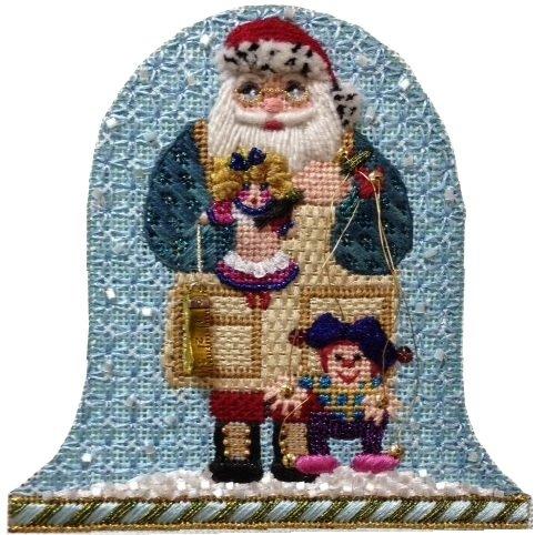 Santa Bell, Toy Maker
