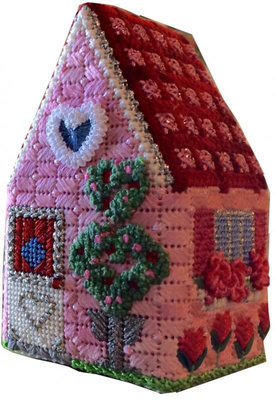 Chandail's Mini 3-D House, Valentine