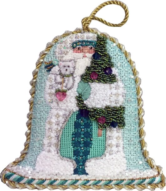 Santa Bell, Winter White