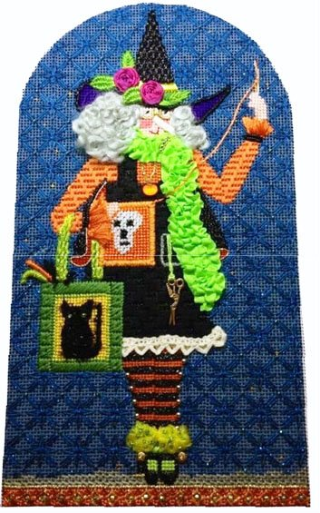 Stitching Witch Lucretia