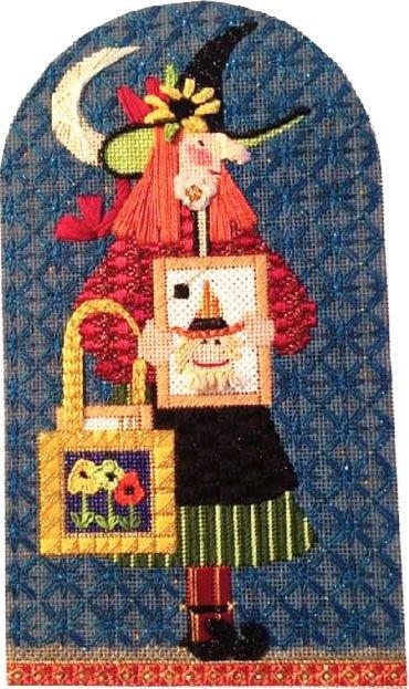 Stitching Witch Henrietta