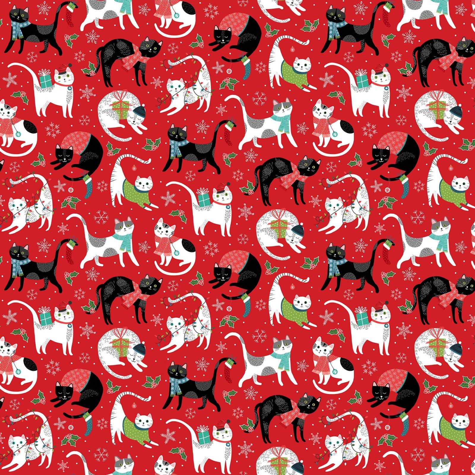 Santa Paws 24150-24 Red