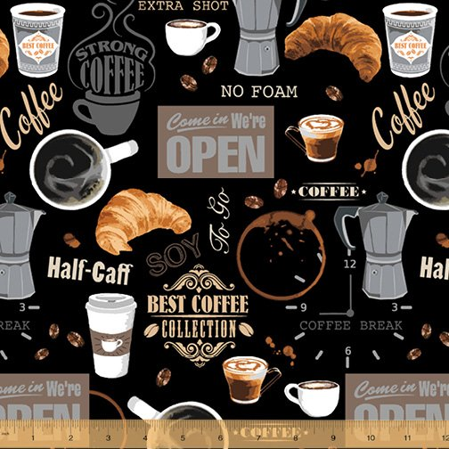 Coffee Shop 52259-2