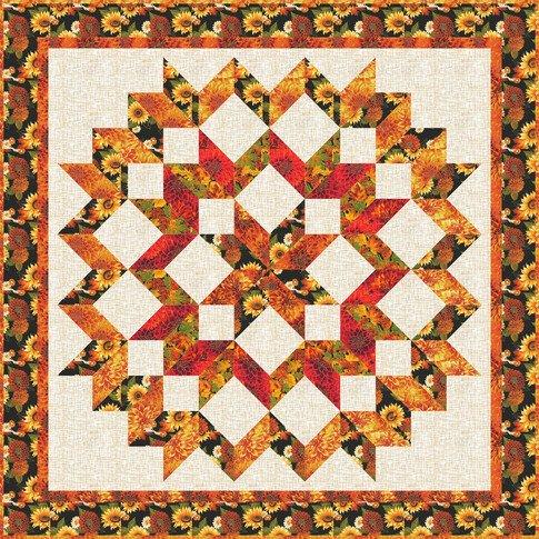 Autumn Bouquet Kaleidoscope Kit