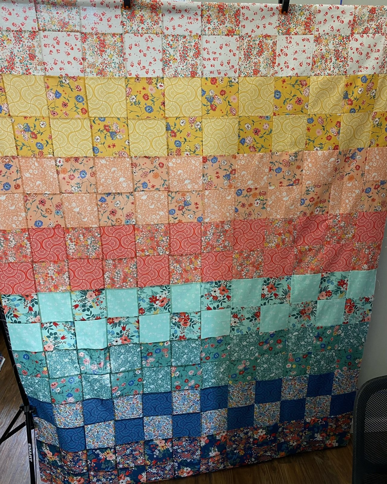 Lady Bird Charismatic Quilt Kit-Pre Order