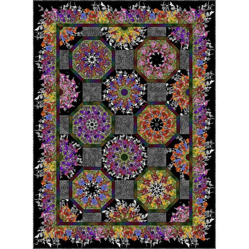 Rainbow of Jewels Kaleidoscope Kit