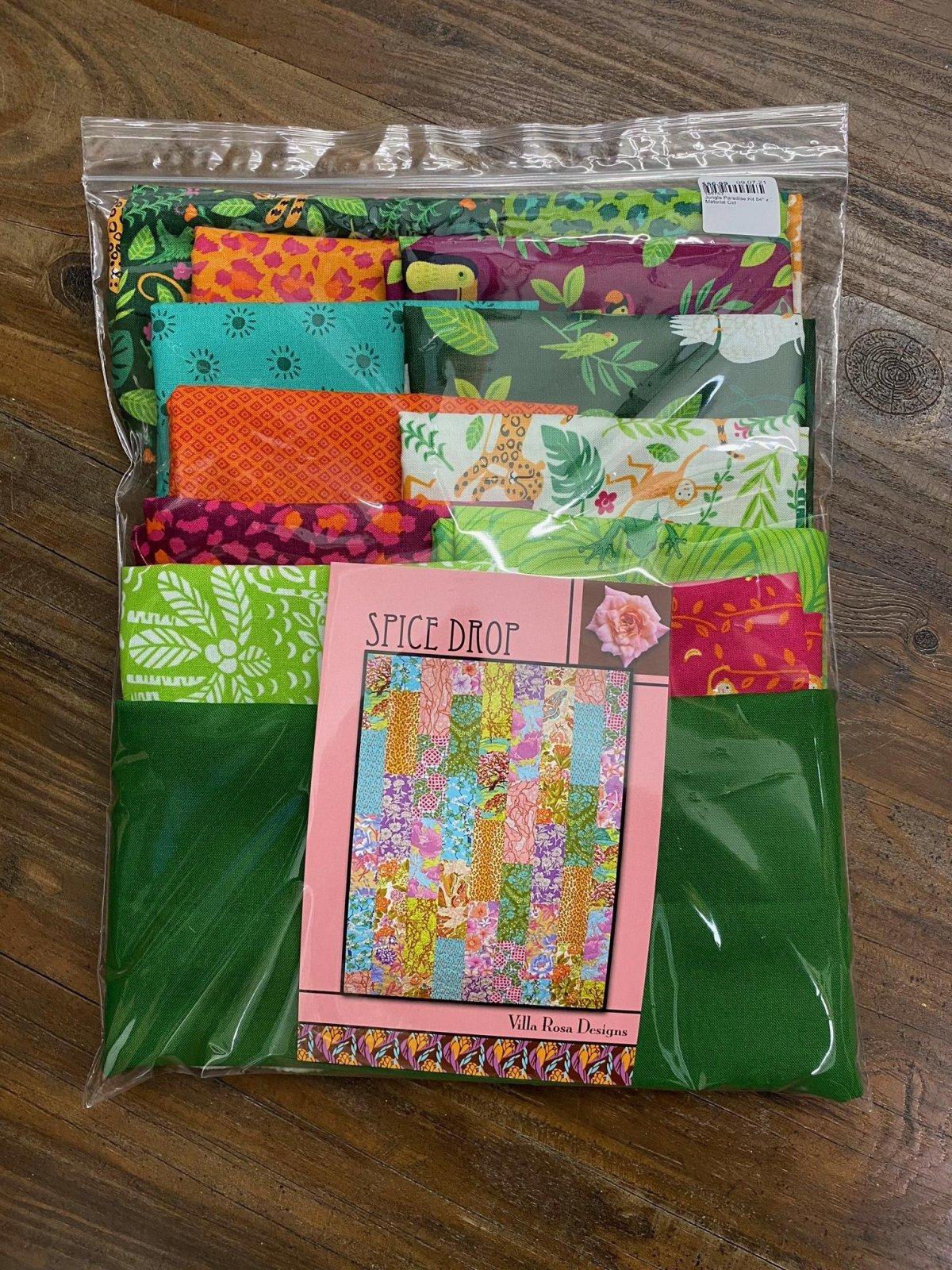 Jungle Paradise Kit 54 x 72