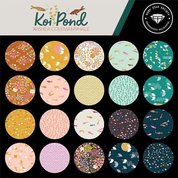 Koi Pond  29FQ Deposit
