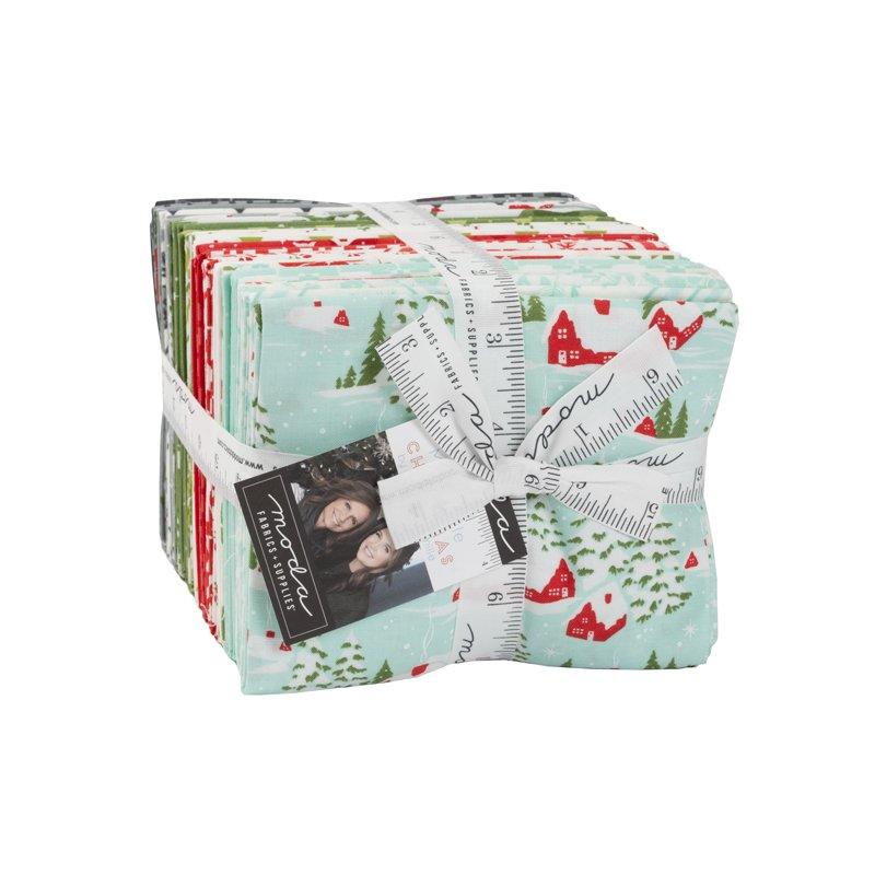 Merry Little Christmas Prints 36 FQ Deposit