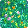 Painterly Petals Sateen Wide 20713