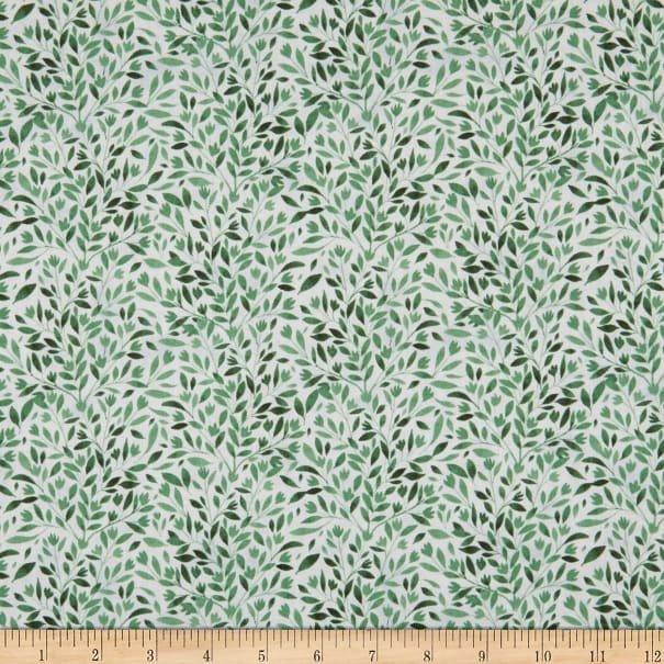 Amethyst Magic - Green Vine