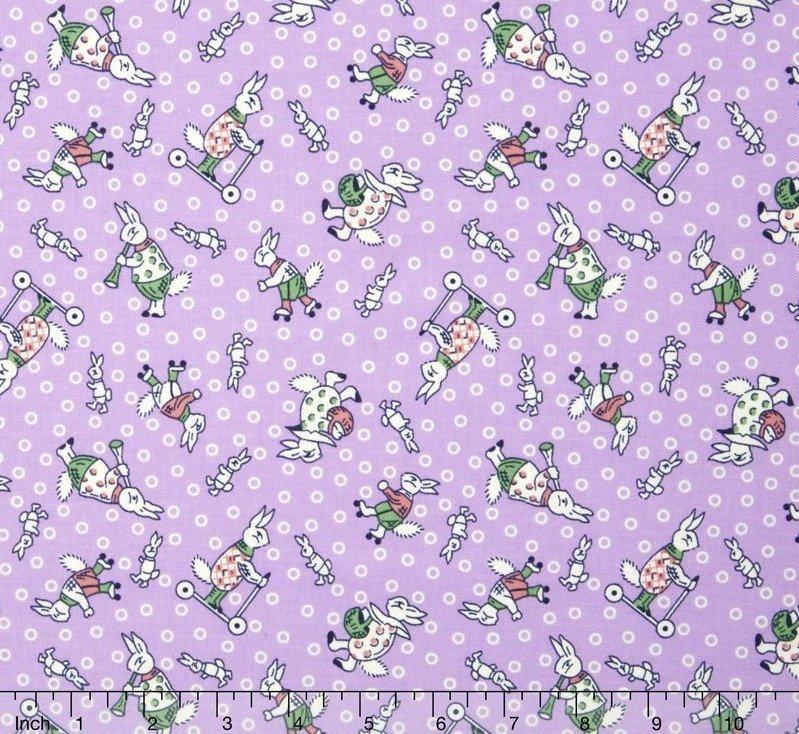 Backyard Pals - Lilac Bunnies