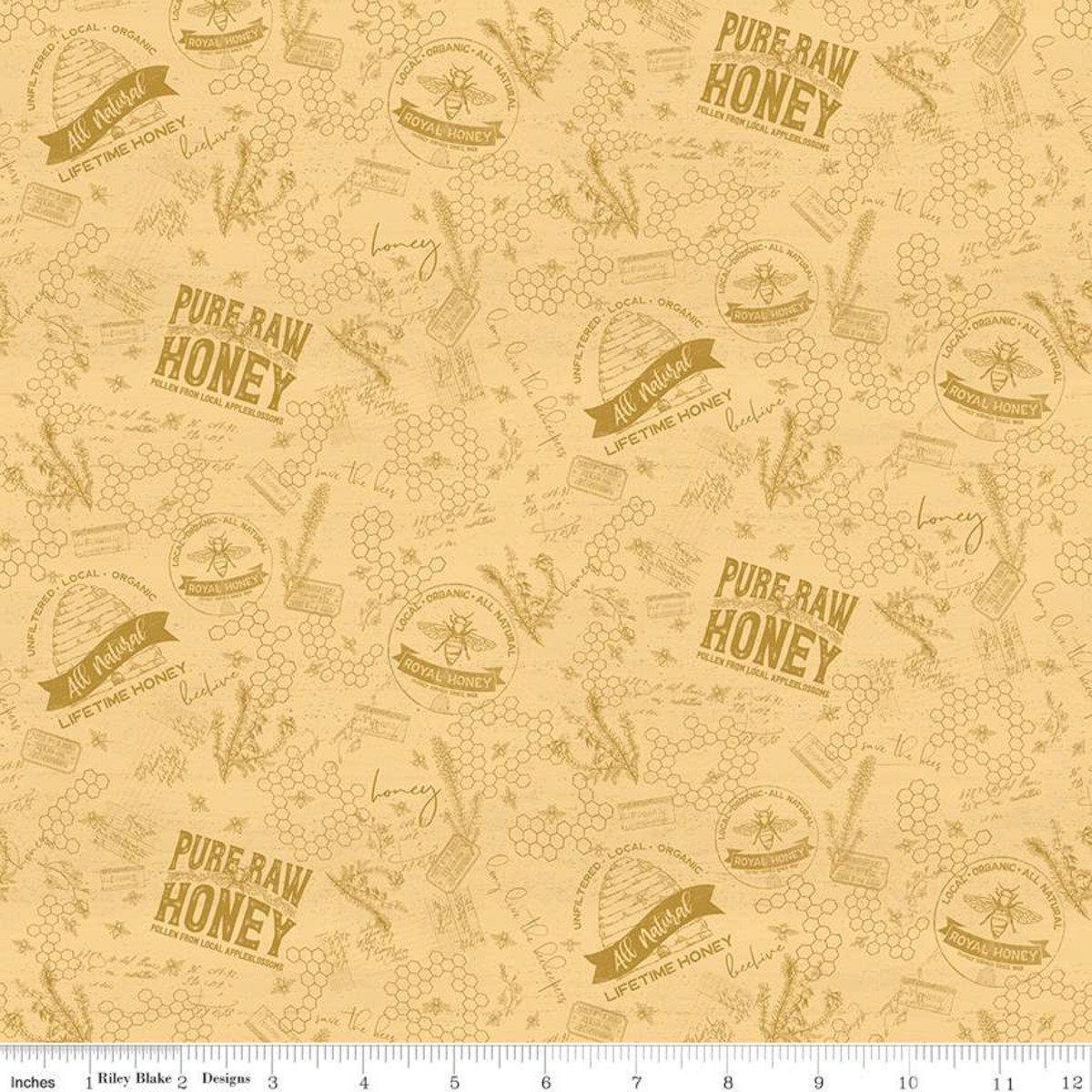 Bees Life - Tonal Honey