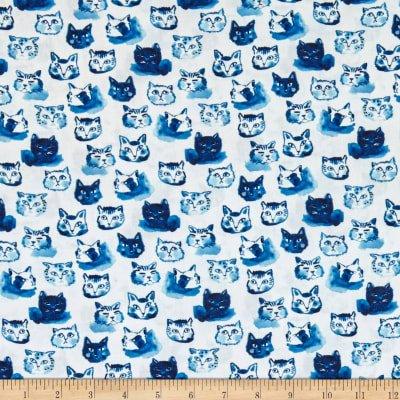 Blue Crush - Cat Expressions