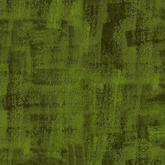 Brushline Blender by Andover - V - Moss