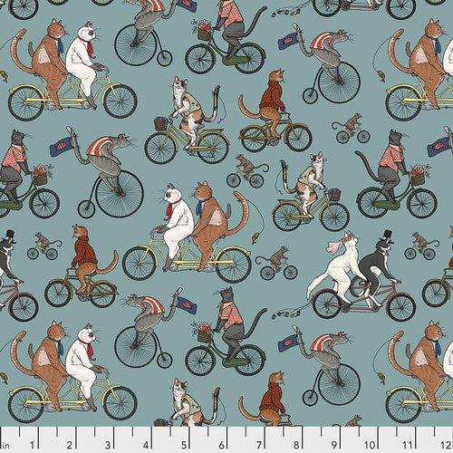 Cat Tales - Bicycle Race - Aquifer