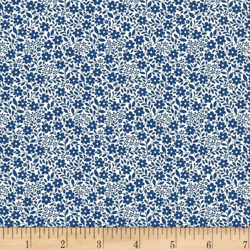 Country Cottage - Sweet Nothings - Navy