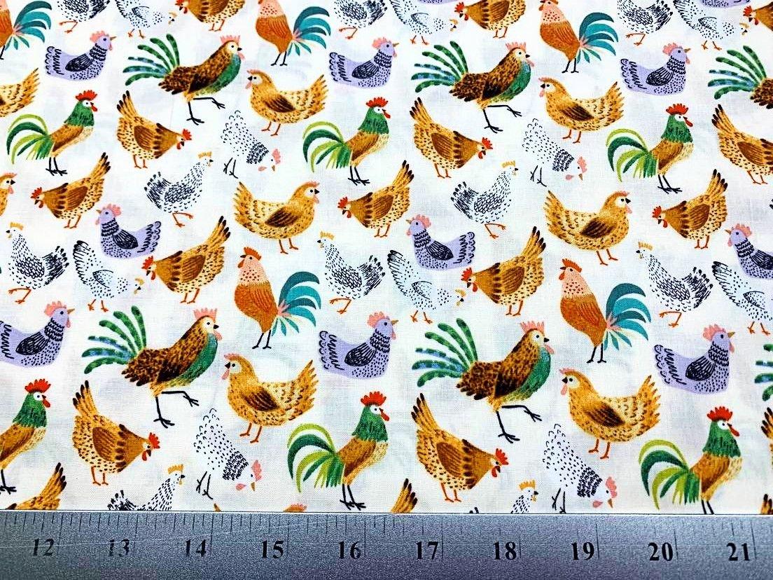 Dale Farm - Chickens