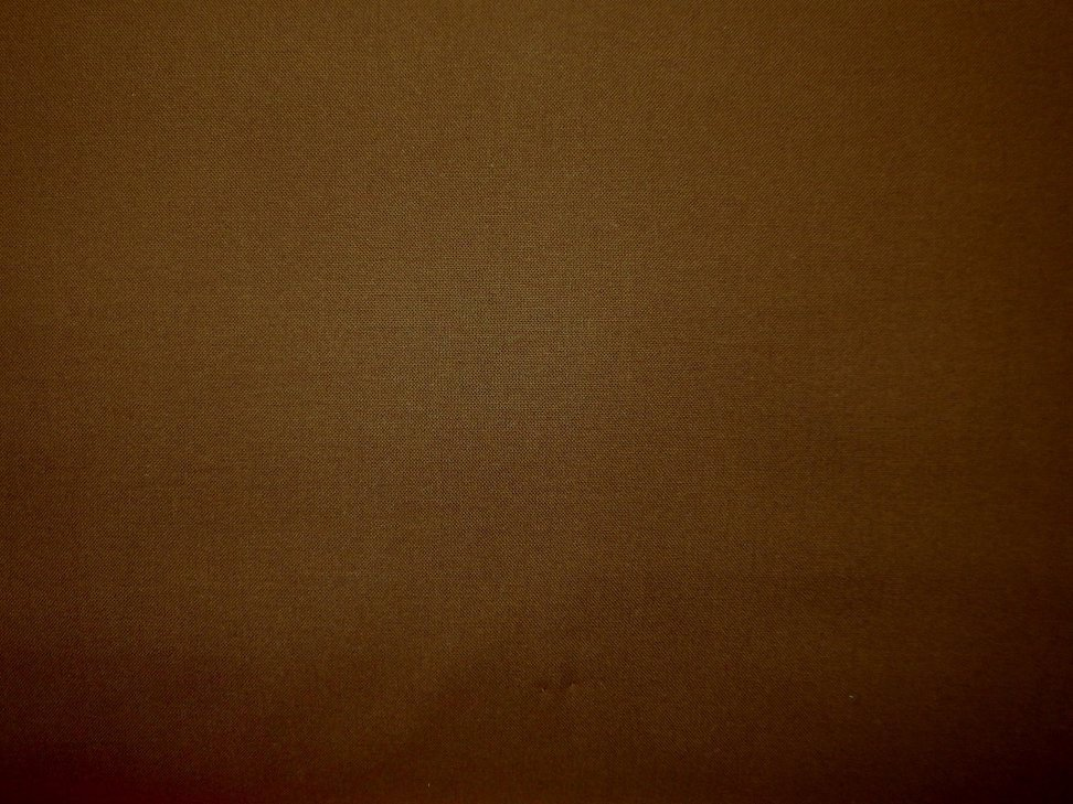 Solid 45 Cotton - Brown