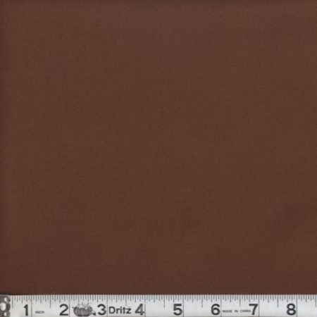 Solid 45 Cotton - Chocolate