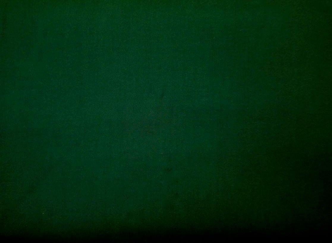 Solid 45 Cotton - Hunter Green