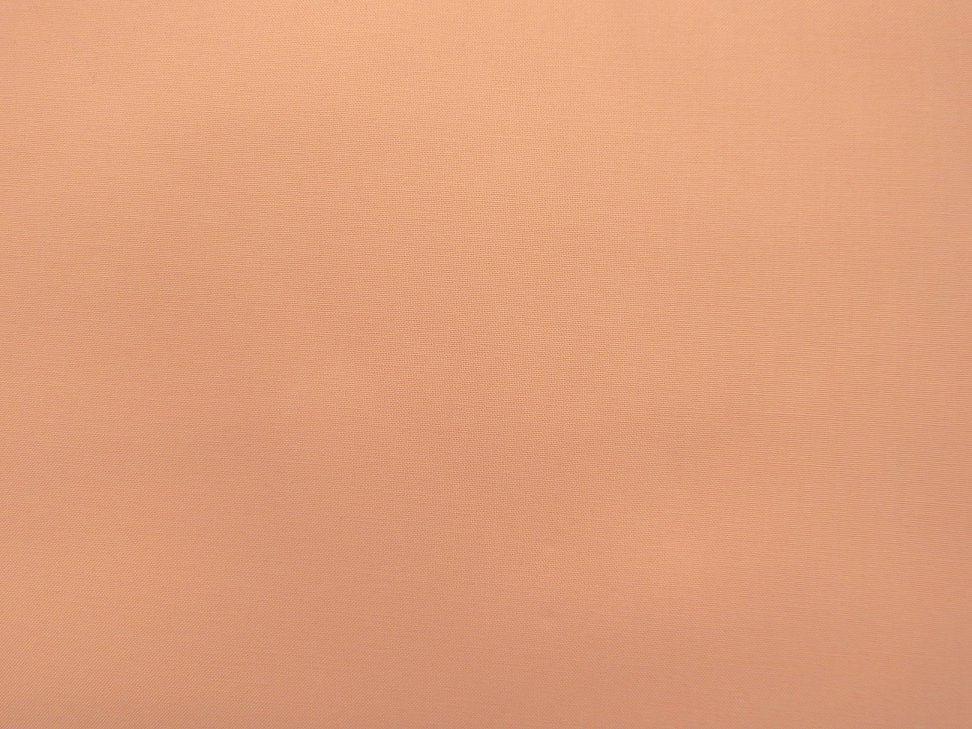 Solid 45 Cotton - Peach