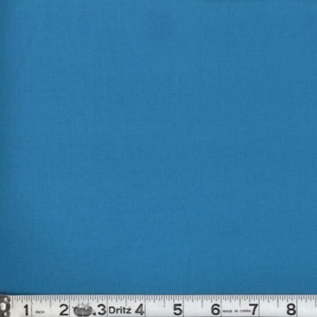 Solid 45 Cotton - Turquoise