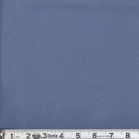 Solid 45 Cotton - Wedgewood Blue