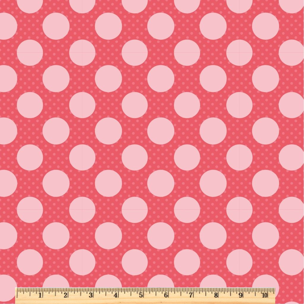 Dots & Posies - Dots on Dots - Blush