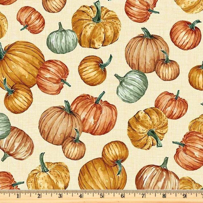 Grateful - Plentiful Pumpkins - Cream