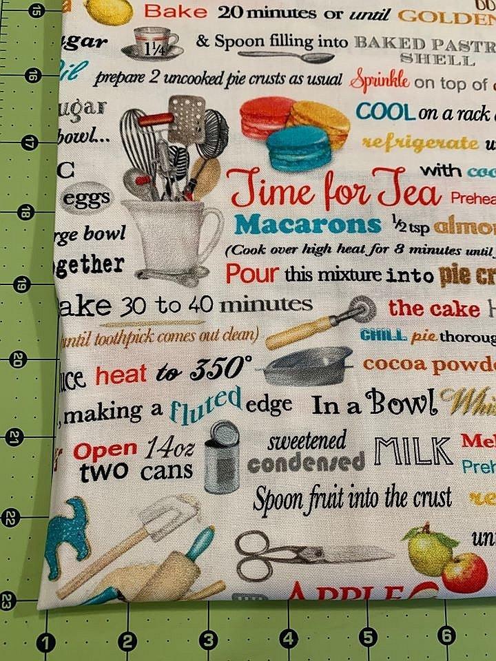 Kiss the Cook - Apple Pie Recipe