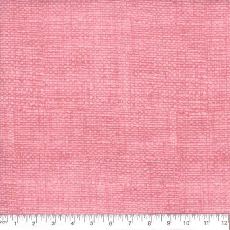 Burlap Print Blender - Pink