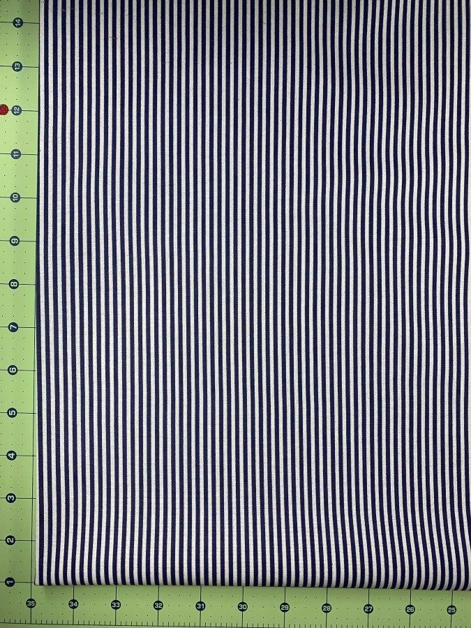 Classique Stripe - Navy Blue/Edru