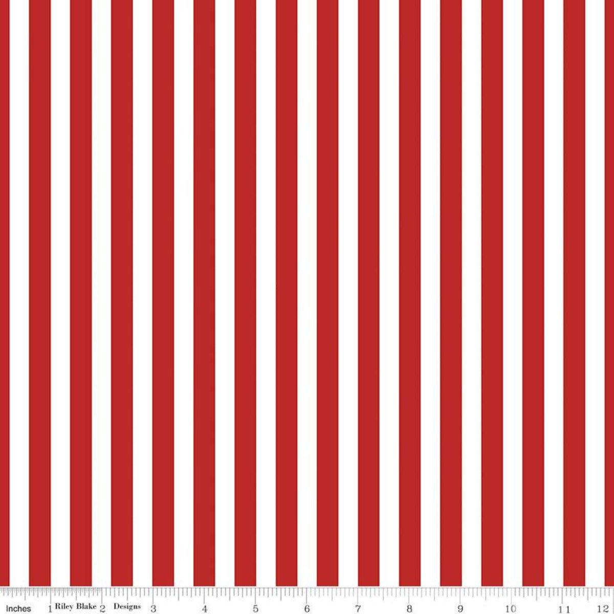 Pirate Tales - Stripes - Red