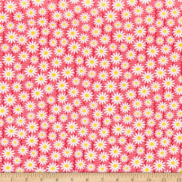 Planted with Love - Daisy Pink