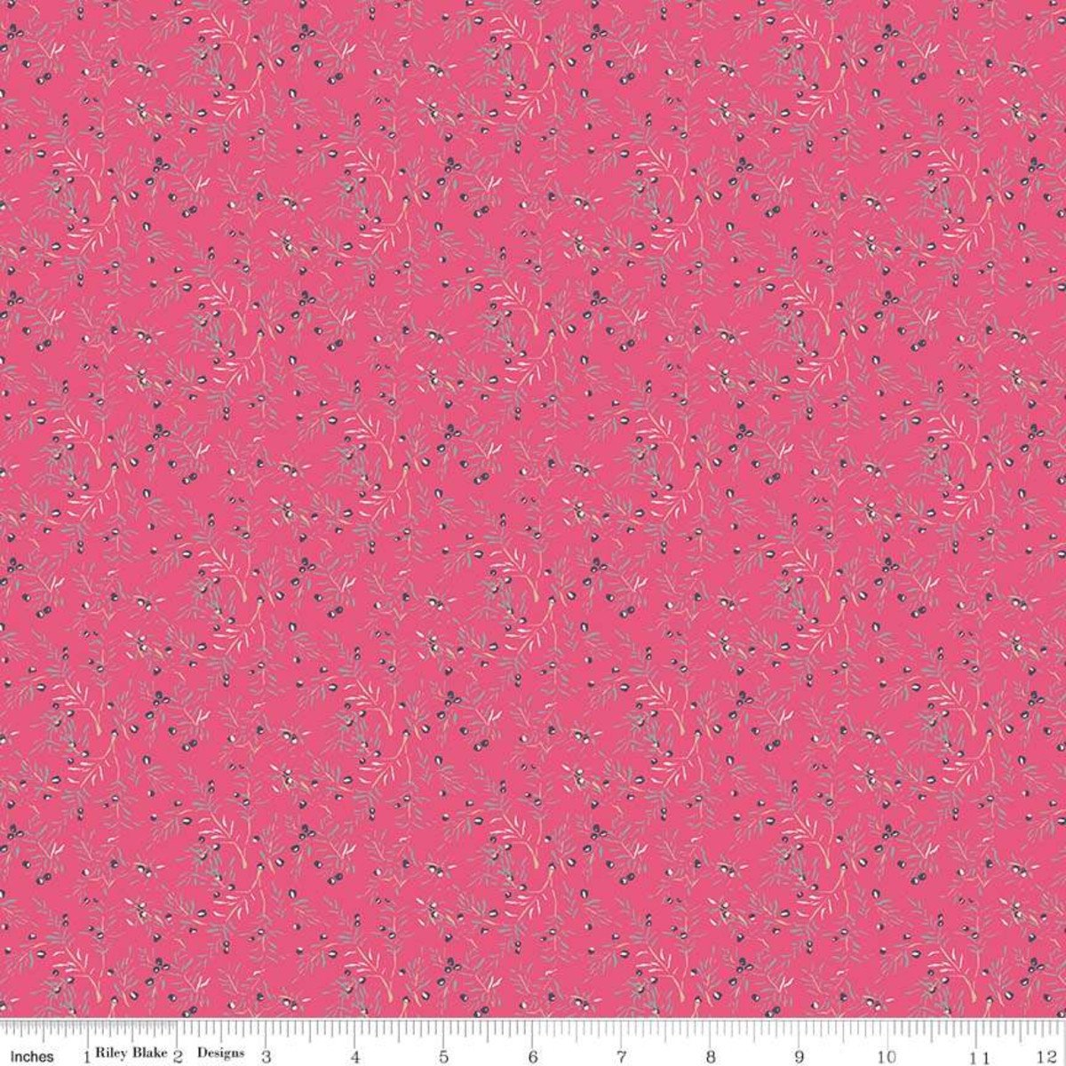 Someday - Vines - Hot Pink