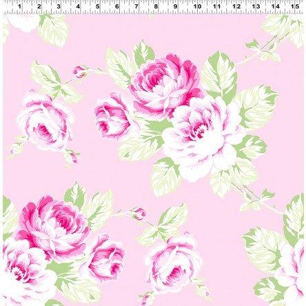 Sunshine - Full Bloom - Roses Pink