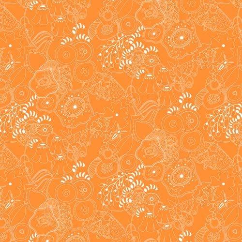 Sun Print 2016 - Grow - Tangerine