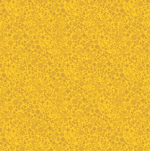 Sun Print 2016 - Endpaper - Goldenrod