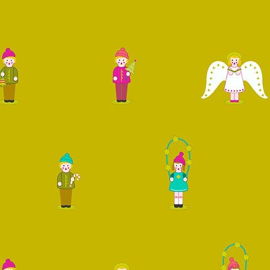 Holiday - Chorus - Chartreuse