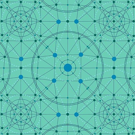 Declassified - Schematic - Turquoise