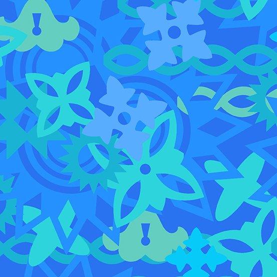 Handiwork - Quilt - Sapphire